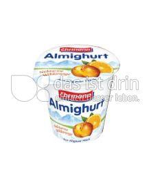 Produktabbildung: Ehrmann Almighurt Nektarine-Wildorange 150 g