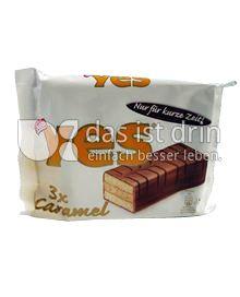 Produktabbildung: Yes Caramel 3 St.