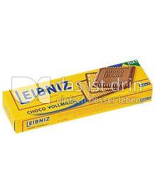 Produktabbildung: Leibniz Choco Vollmilch Diät 125 g