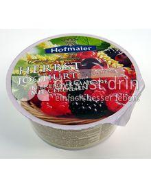 Produktabbildung: Hofmaier Herbst-Joghurt 150 g