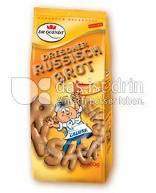 Produktabbildung: Dr. Quendt Dresdner Russisch Brot 100 g