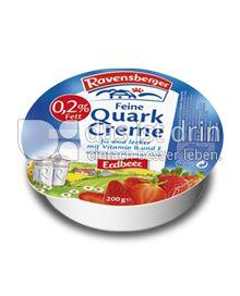 Produktabbildung: Ravensberger Feine Quark Creme 200 g