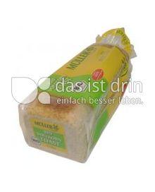 Produktabbildung: Müller Bio Vollkorntoast 500 g