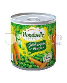 Produktabbildung: Bonduelle Gartenerbsen mit Möhrchen 425 ml