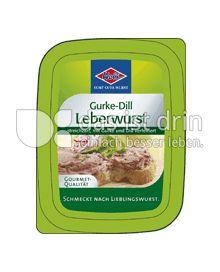 Produktabbildung: Wolf Gurke-Dill-Leberwurst 125 g