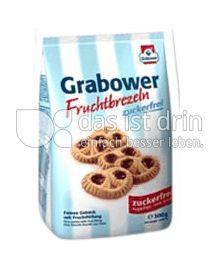 Produktabbildung: Grabower Fruchtbrezeln zuckerfrei 300 g