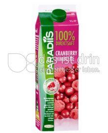 Produktabbildung: Paradiis Cranberry Himbeere Direktsaft 1 l