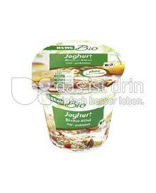 Produktabbildung: REWE Bio Joghurt Bircher Müsli 150 g