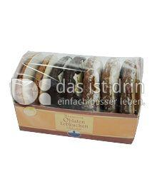 Produktabbildung: Nürnberger Krone Nürnberger Oblaten Lebkuchen 200 g