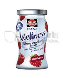 Produktabbildung: Schwartau Extra Wellness Himbeere 260 g