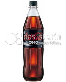 Produktabbildung: Coca-Cola Coke Zero 1,25 l