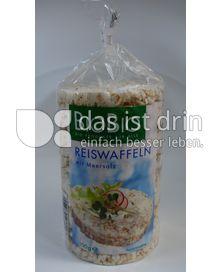 Produktabbildung: BioBio Reiswaffel 100 g