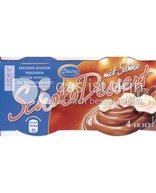 Produktabbildung: Desira Schoko Dessert 115 g