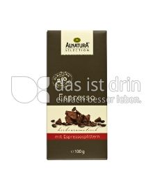 Produktabbildung: Alnatura Sélection Espressoschokolade 100 g