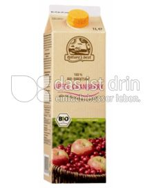 Produktabbildung: Nature's Best Apfel-Cranberry 1 l