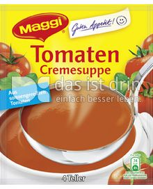 Produktabbildung: Maggi Guten Appetit Tomaten Cremesuppe 90 g