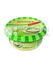 Produktabbildung: Loose Bönsel Kochkäse mit Kräutern 200 g