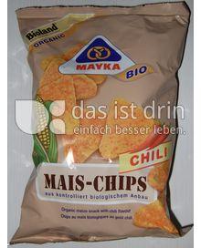 Produktabbildung: Mayka Bio Mais-Chips 125 g