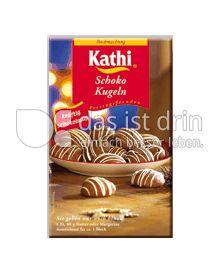 Produktabbildung: Kathi Schokokugeln 320 g
