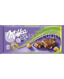 Produktabbildung: Milka Ganze Haselnüsse 100 g