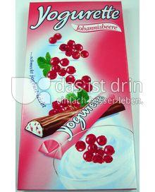 Produktabbildung: Ferrero Yogurette Johannisbeere 100 g