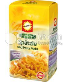 Produktabbildung: Aurora Bestes Korn Spätzle und Pasta Mehl 1 kg