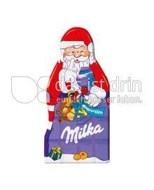 Produktabbildung: Milka Weihnachtsmann Tafel 85 g