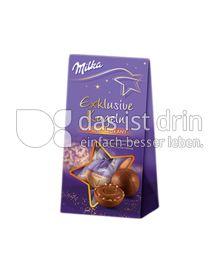 Produktabbildung: Milka Exklusive Kugeln Praliné-Krokant 126 g