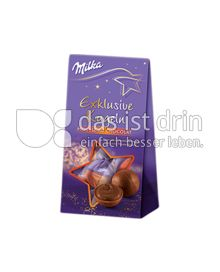 Produktabbildung: Milka Exklusive Kugeln Mousse au Chocolat 126 g