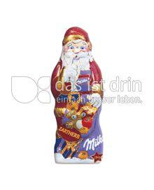 Produktabbildung: Milka Weihnachtsmann Zartherb 130 g