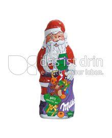 Produktabbildung: Milka Weihnachtsmann Nuss 130 g