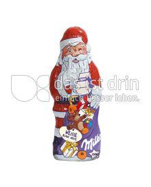 Produktabbildung: Milka Weihnachtsmann Weisse 130 g