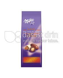 Produktabbildung: Milka Festliche Weihnachtsnüsse 110 g