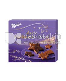Produktabbildung: Milka Zarte Weihnachtssterne 145 g