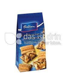 Produktabbildung: Bahlsen Lebkuchen Schnitten 200 g