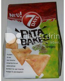 Produktabbildung: 7 Days Pita Bakes 150 g