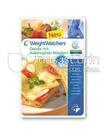 Produktabbildung: Weight Watchers Gouda mit italienischen Kräutern 150 g