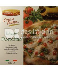 Produktabbildung: Pizza Vissana Portofino 350 g