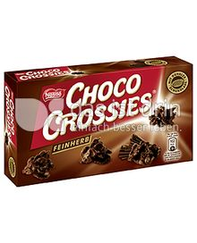 Produktabbildung: Nestlé Choco Crossies Feinherb 180 g