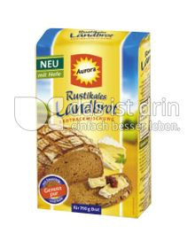 Produktabbildung: Aurora Brotbackmischung Rustikales Landbrot 500 g