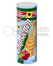 Produktabbildung: Lorenz Chipsletten Leicht Paprika 150 g