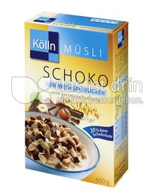 Produktabbildung: Kölln Müsli Schoko 30% weniger Zucker 600 g
