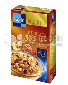 Produktabbildung: Kölln Pfirsich Melba 600 g