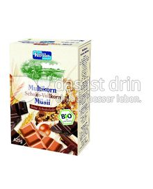 Produktabbildung: Kölln Multikorn Schoko-Vollkorn Müsli 425 g