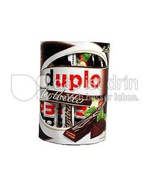 Produktabbildung: Ferrero Duplo Zartbitter 10 St.