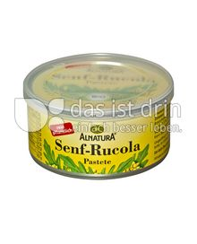 Produktabbildung: Alnatura Senf-Rucola Pastete 125 g
