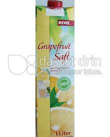 Produktabbildung: REWE Grapefruitsaft 1 l