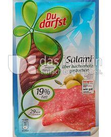 Produktabbildung: Du darfst Salami aus magerem Fleisch 100 g