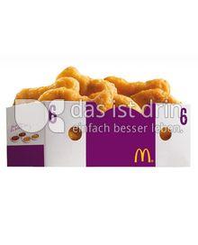 Produktabbildung: McDonald's Chicken McNuggets® 107 g