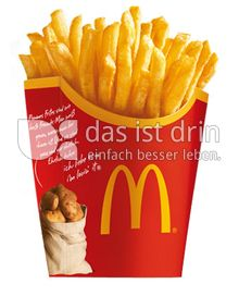 Produktabbildung: McDonald's Pommes Frittes